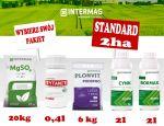 Dokarmianie dolistne kukurydzy INTERMAG Pakiet STANDARD+ 2ha