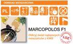 Rzepak ozimy MARCOPOLOS F1 KWS 3ha - nasiona rzepaku hybryda
