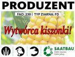 Nasiona kukurydzy PRODUZENT  FAO 230