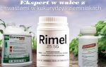 Rimel 25 SG 300g + Asystent + Cornmax na Perz w kukurydzy
