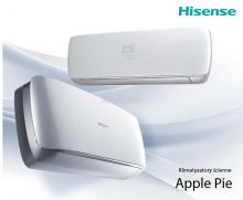 Klimatyzator HISENSE Mini Apple Pie 2,6kW