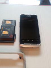 Terminal kodów kreskowych Motorola TC55 telefon motorola